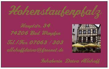 Hohenstauffenpfalz